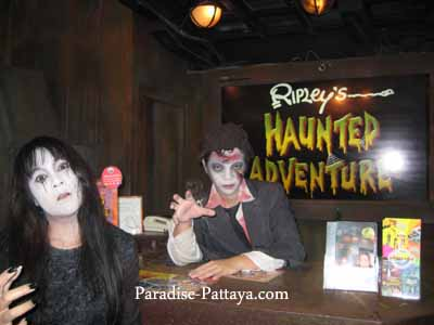 ripleys haunted adventure pattaya