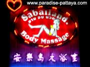 Sabailand in Pattaya