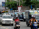images of pattaya street scene