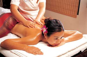 thai full body massage