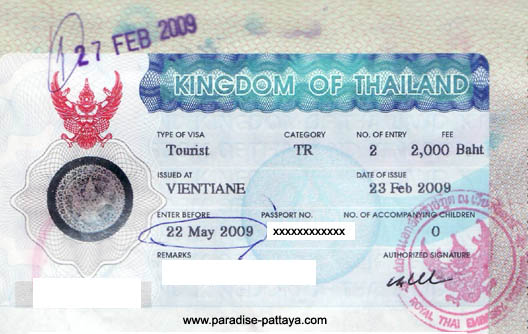 visa runs pattaya