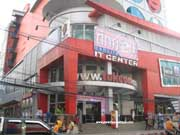 Tuckom shopping center in Pattaya