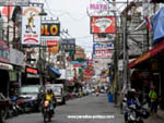 images of pattaya walking street