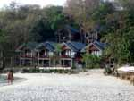 bungalows at white sandy beach in koh samet