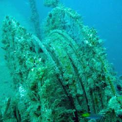 wreck diving scuba thailand