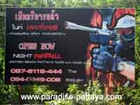 things to do in pattaya paintball