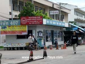 nongkhai thailand bus station