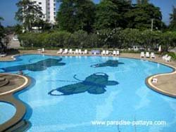 property pattaya pool
