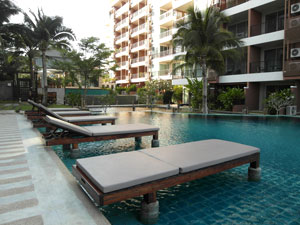 condos for rent pattaya