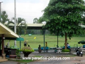 standard driving range in Pattaya