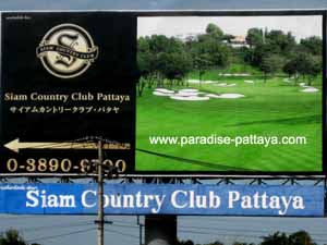 pattaya golf resorts
