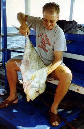 Fishing in Pattaya Images Horse Mackerel