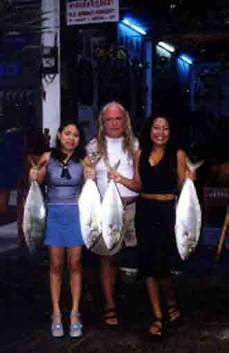 fishing in pattaya images pampano spearfish jackfish