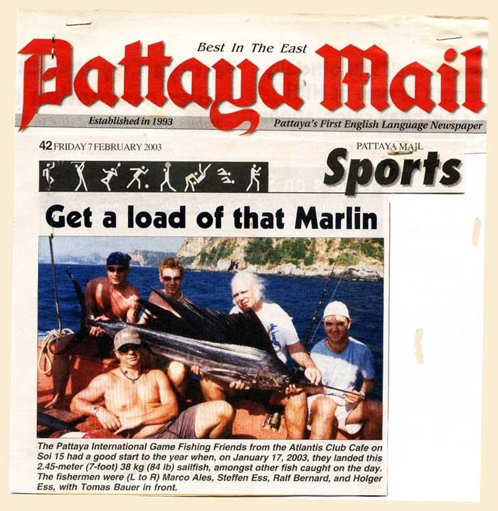 fishing in pattaya images barracuda