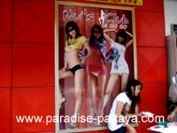 Pattaya Agogo Bar
