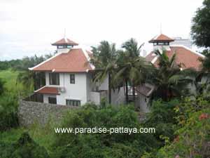 pattaya real estate villa