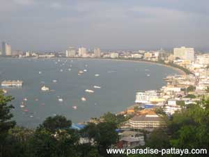 Pattaya skyline
