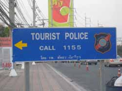 pattaya phone numbers tourist police