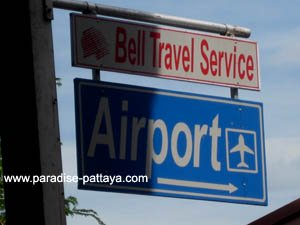 bell pattaya travel service