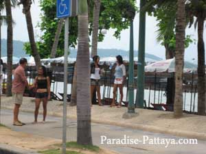 pattaya beach freelancers