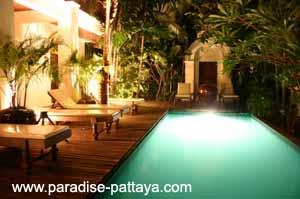 pattaya accomodation resort