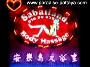 Sabailand в Паттайе