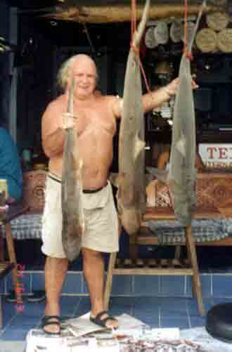 fishing in pattaya for sharks