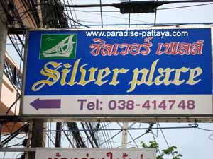 pattaya guesthouses silver palace pattaya
