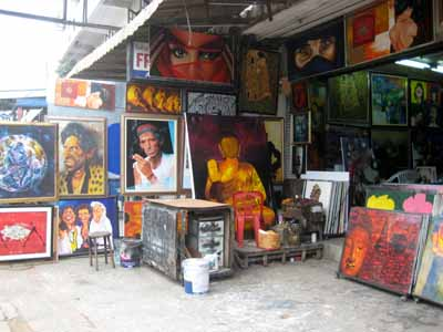 art street pattaya