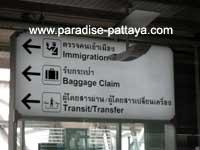 thailand travel visa