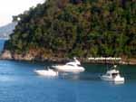 yachts on koh samet island thailand
